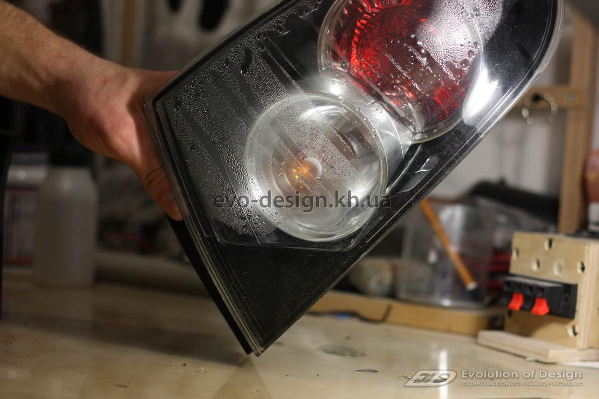 Задние фонари мазда 3 своими руками