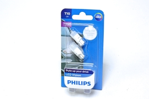 Philips T10 LED 5 500 k.